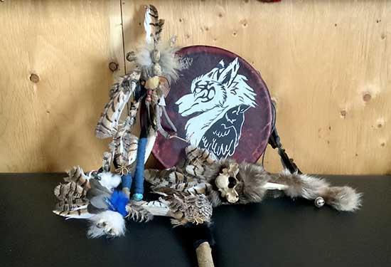 shamanic healing tools